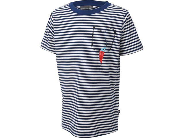 Color Kids Niton Camiseta Niños, estate blue